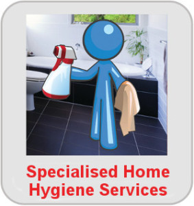 Specialised home hygiene services