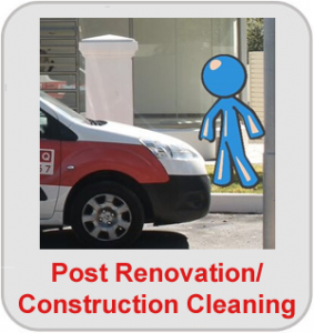 pre and post construction cleaning