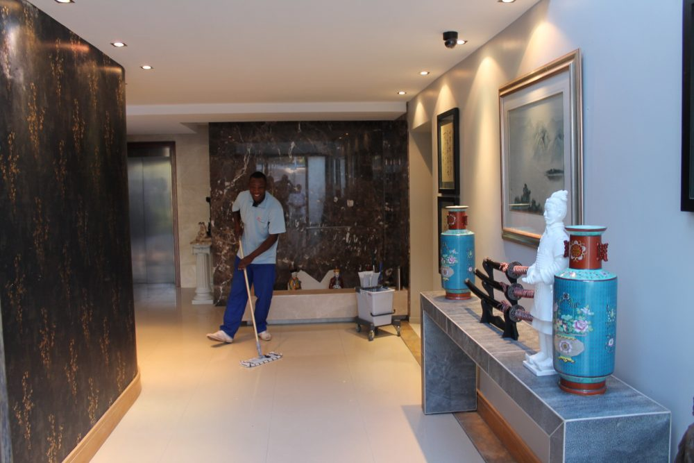 Home Hygiene Cleaning Experts Cape Town Qclean