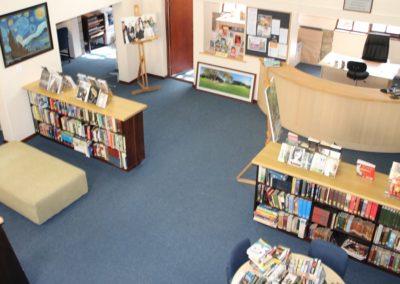 Wynberg Boys High Library carpets all clean