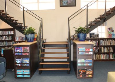Wynberg Boys High - cleaning of Library