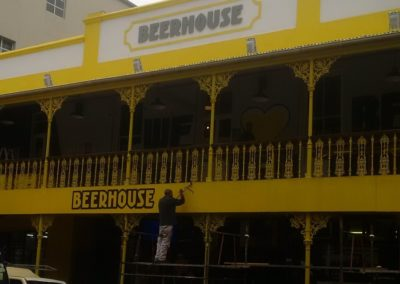Resstaurant Cleaning - Beerhouse Cape Town