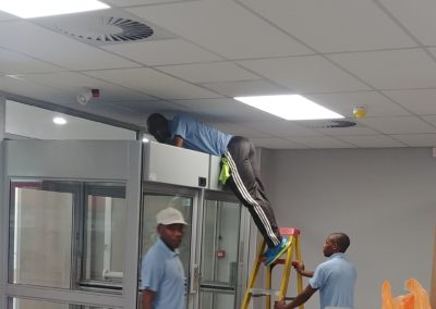 Business Cleaning - ABSA Bank Seapoint