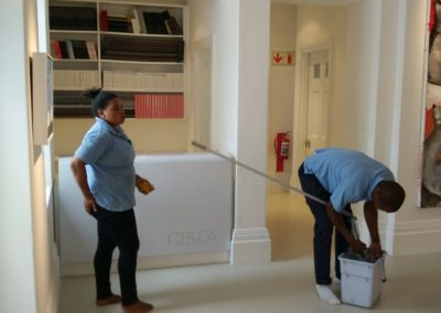 Deep Cleaning - Everard Read Gallery