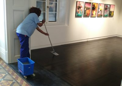 Gallery Cleaning - Everard Read