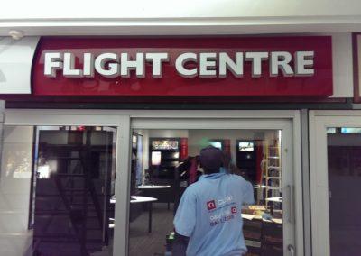 Flight Centre Window Cleaning
