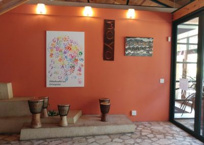 Moyo Restaurant Kirstenbosch
