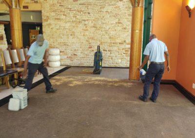 Carpet Cleaning at Moyo