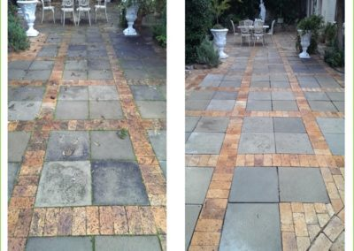 Pavecleen - paving cleaned, restored and sealed