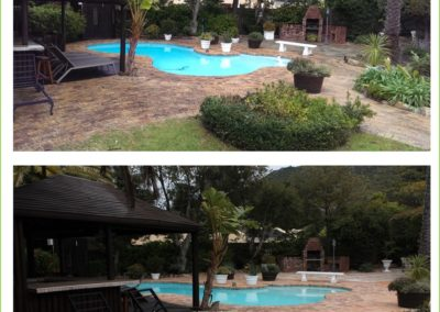 Pavecleen - Pool area clean, restore and seal