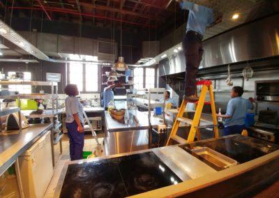 The Test Kitchen - Kitchen Cleaning