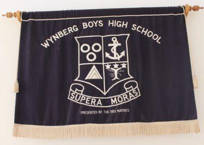 Wynberg Boys High Banner