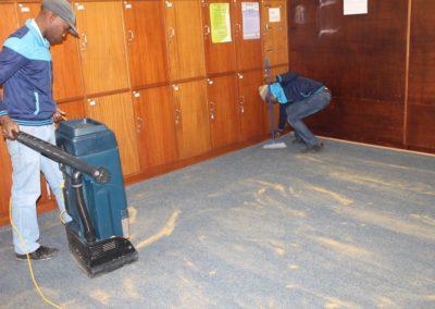 Wynberg Boys High - Carpet Cleaning