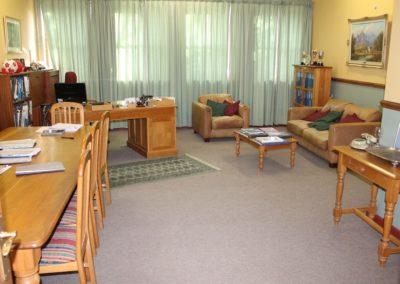 Cleaning - Wynberg Boys High Headmasters Office