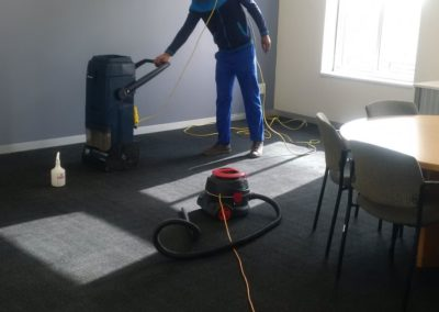Youth at Work Carpet Cleaning