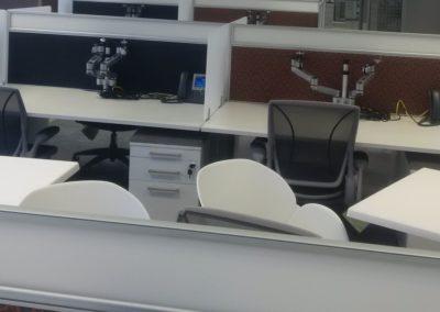 Thomson Reuters - clean desks