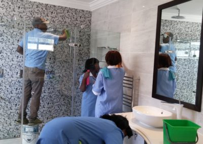 Deep Bathroom Cleaning