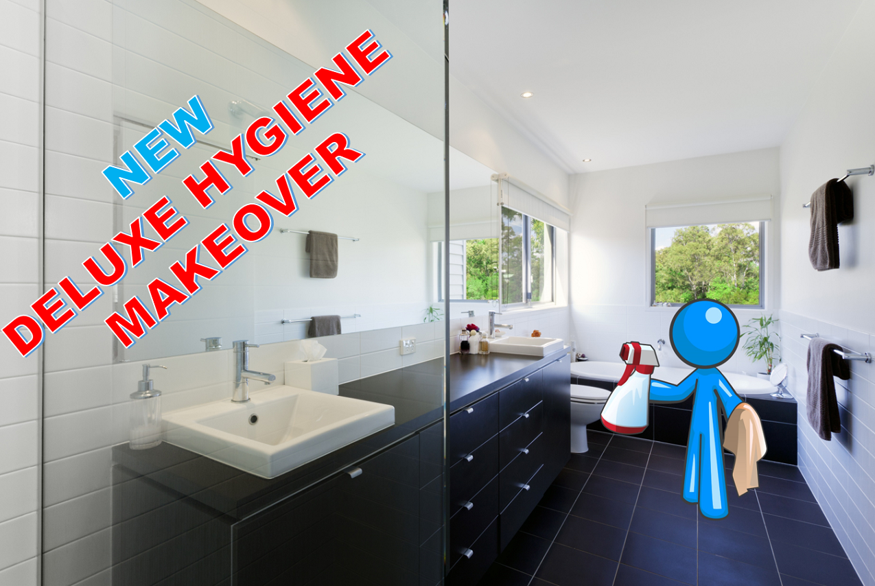 Specialised Hygiene Home Makeover
